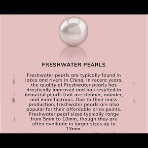 The Different Types Of Pearls & Their Descriptions